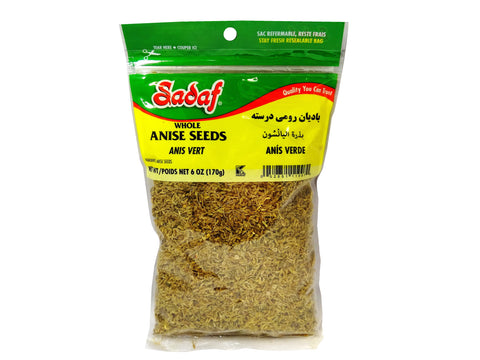 Whole Anise Seeds Sadaf