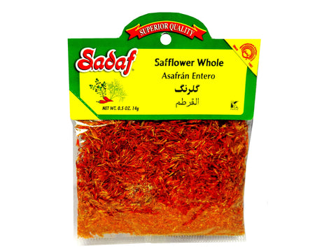 Whole Safflower Sadaf