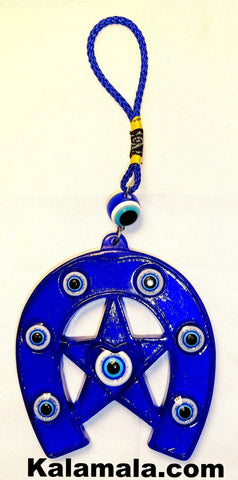 Turkish Evil Eye (Nazar Cheshm) (5 Different Types)