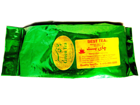 Best Tea Green (Green Loose tea)(Chai)