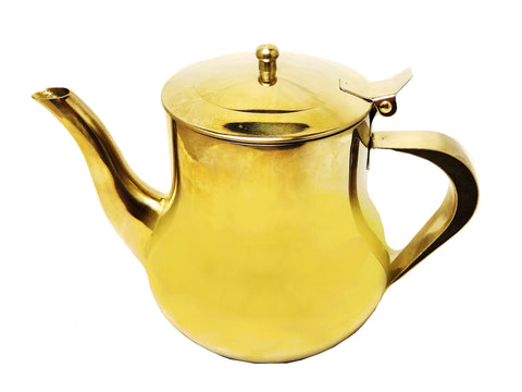 Stainless Steel Tea Pot (Ghoori Felezi)