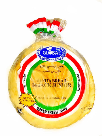 #1 Fresh Pita Bread (Will be delivered in 2 Days)(Shipping Included) (Nan/Naan/Noon)