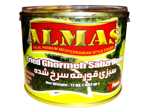 Fried Ghormeh Sabzi Herbs Almas in Can(Sabzy)