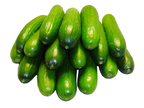 Fresh Persian Cucumbers(Khiar-Khyar)