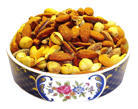 Number 1 Super Mix Roasted Nuts (Ajil Shoor)