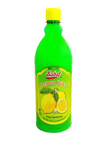 Lemon Juice from Concentrate Sadaf (Ab Limoo)