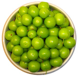 Large Fresh (Green Almost Yellow) Persian Sour Plum(Gojeh Sabz)(Goje Sabz)(Goge Sabz)