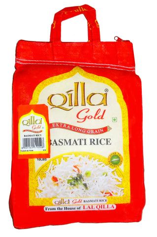 Extra Long Grain Basmati Rice Qilla Gold (Berenj)