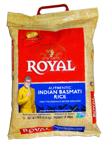 Authentic Indian Basmati Rice Royal (Berenj)