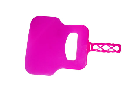 BBQ Plastic Handy Blower (Barbecue hand Fan)(Bad Bezan)