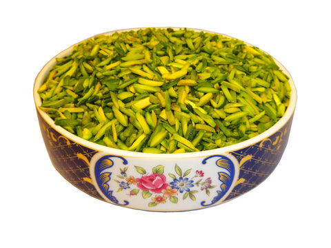 Best Quality Slivered Pistachios - Sliced Pistachio (Khalal E Pesteh)