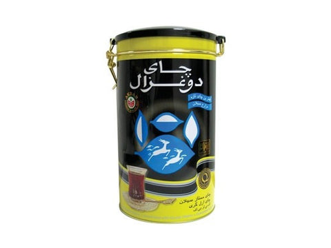 Ceylon Earl Grey Loose Tea Tin Do Ghazal (Chai)