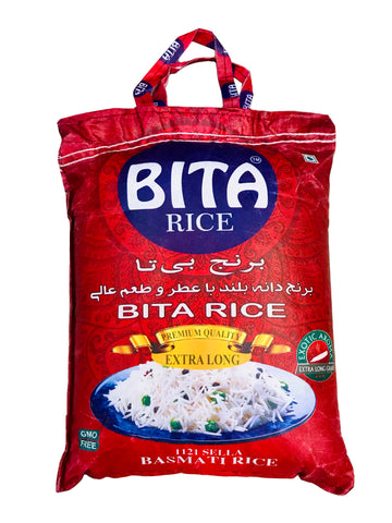 Extra Long Basmati Sella Rice Bita (Berenj)