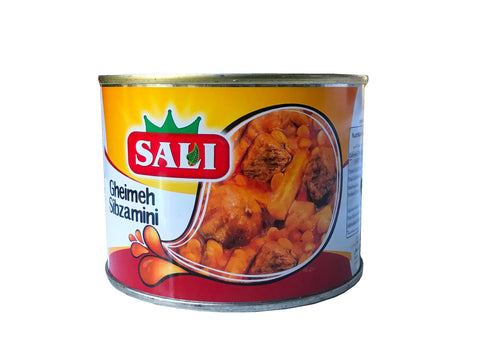Gheimeh Stew Sali Canned (No Meat)(Khoresh)(Gheymeh)