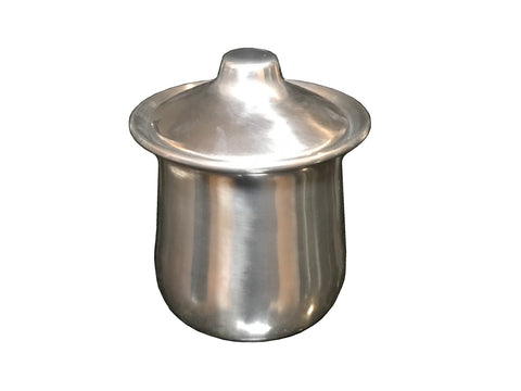 Traditional Dizi Aluminum Pot with lid (Abgoosht)(Ab Goosht)