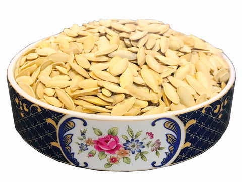 Imported Salted Pumpkin Seeds (Tokhmeh Kadoo)