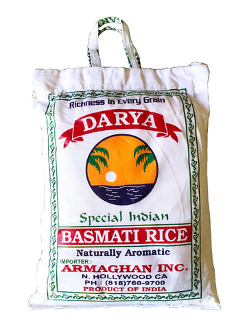 Special Indian Basmati Rice Darya (Berenj)