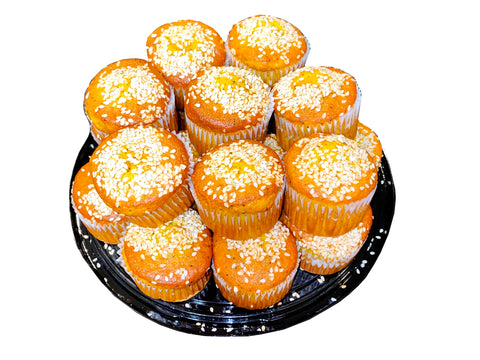 Low Sugar Muffin (Cup Cake)(Cake Yazdi)