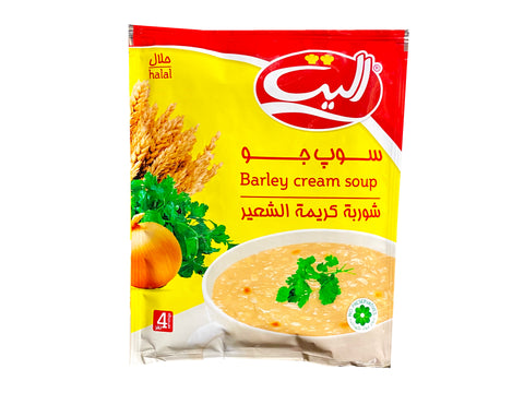 Barley Cream Soup Elite (Soup e Jo)