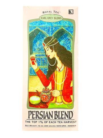 Royal tea Persian Blend (Earl grey) (Chai)