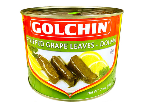 Stuffed Grape Leaves With Rice Golchin BIG (Dolma-Dolmeh)