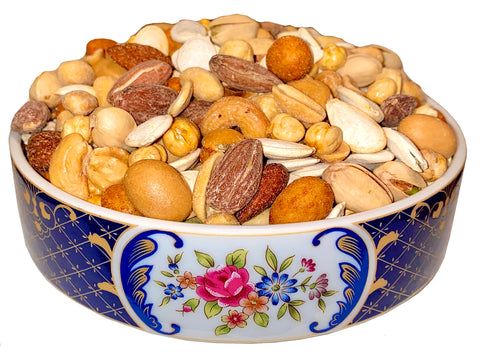 Number 1 Mix Roasted Nuts (Ajil Shoor)