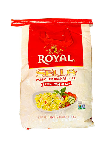 Word's Longest Sela Chef's Secret Basmati Rice Royal (Berenj)