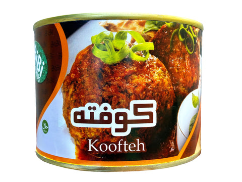 Koofteh BiBi in can (Koufteh)