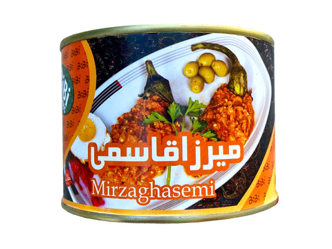 Mirza Ghasemi BiBi in can