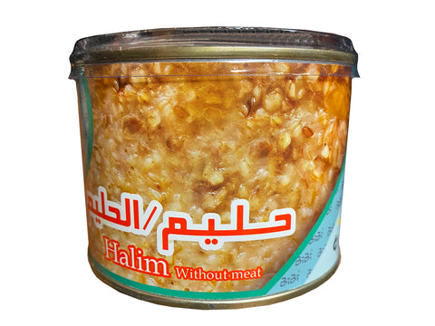 Halim Without Meat BiBi in can