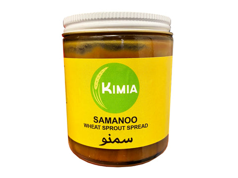 Best Quality Fresh Creamy Wheat Sprout Kimia (Samanoo-Samanu)