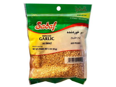 Minced Garlic Sadaf (Sir)