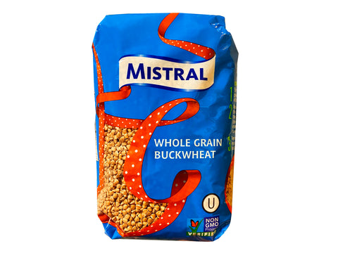 Ungrounded Whole Grain Buckwheat Mistral (2 Lb)(Gandom Siah)