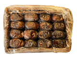 Sadaf Mazafati Dates in Wooden Box (Khorma)(Rotab)