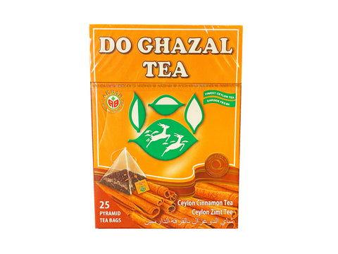 Do Ghazal Cinnamon Tea (25 Bags)(Chai Darchin)