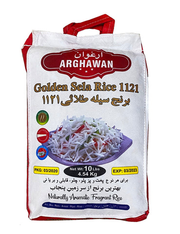 Golden Sela Rice 1121 Arghavan (Berenj)