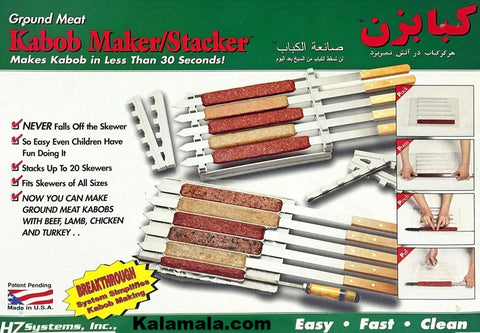 Kabob Maker & Stacker