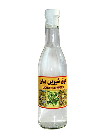Liquorice Water Shemshad(Aragh e Shirin bayan)(100% Natural)