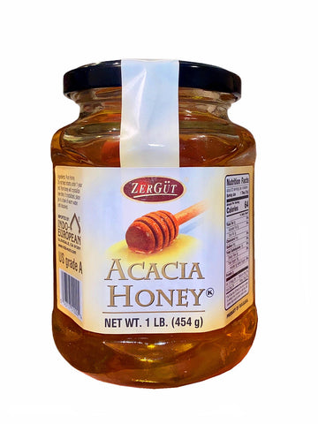 Acacia Honey ZerGut (Asal)