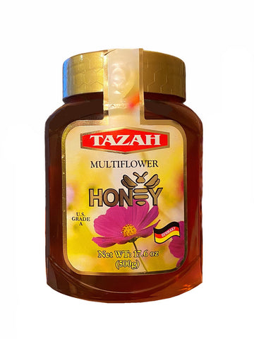 Multiflower Honey Tazah (Asal)