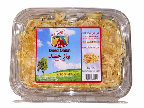 Dried Onion BiBi (Piaz khoshk)