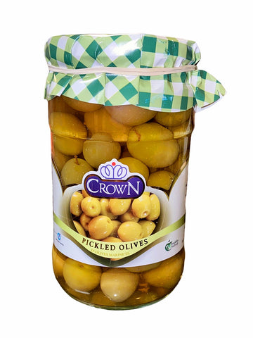 Pickled Olives Crown (Zeytoon ba Hasteh)