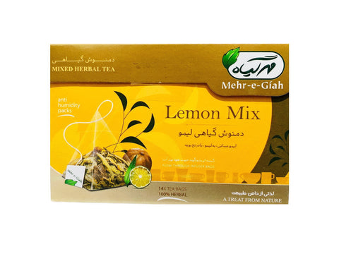 Lemon Mix Mehr-e-Giah (Mixed Herbal Tea) (Damnoosh e Limoo)