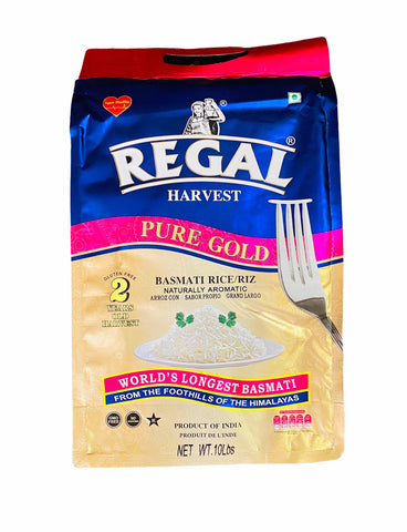 Regal Extra Long Basmati Rice (Berenj e Dom Siah)