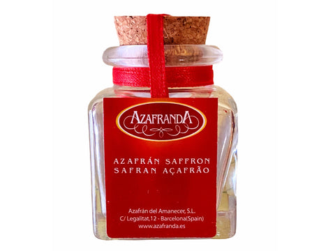 Saffron Powder (1g) In Jar AzafrandA (Zaferan)