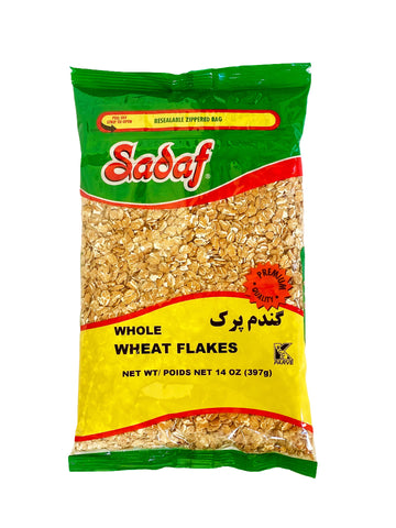 Whole Wheat Flakes Sadaf (Gandom Parak)