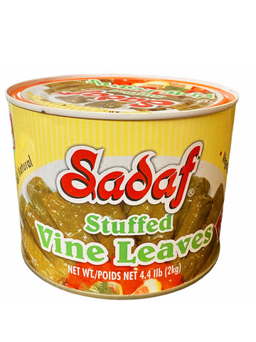 Sadaf Stuffed Vine Leaves LARGE (Dolma-Dolmeh)