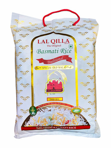 Lal Qilla The Original Basmati Rice (10 Pounds) (Berenj)