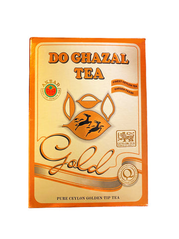 Do Ghazal Golden Tip Tea (Box)(Chai)