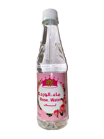 Rose Water FFTC (Golab) (100% Natural)
